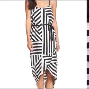Felicity and coco striped dress